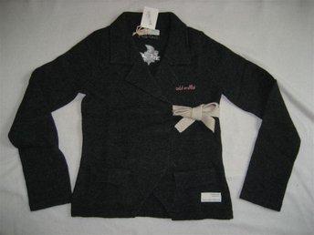 NY Odd Molly #233A lovely knit solid jacquard jacket stl 1 black kofta cardigan - Skellefteå - NY Odd Molly #233A lovely knit solid jacquard jacket stl 1 black kofta cardigan - Skellefteå