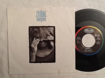Tina Turner-The best/Undercover agent for the blues