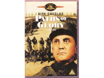 Paths Of Glory (Ärans Väg) / DVD (Kirk Douglas)