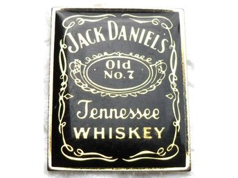 Pin - Whiskey - Jack Daniels