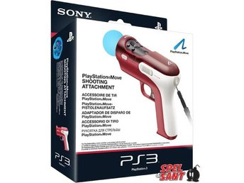 Sony Playstation Move Shooting Attachment