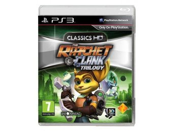 Ratchet & Clank - Trilogy HD Collection - Playstation 3