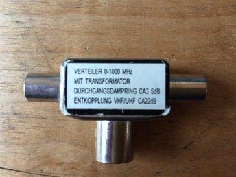 Antennförgrening coax - Höör - Antennförgrening coax - Höör