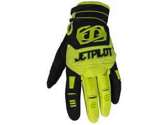 Jetpilot Matrix Race Glove Vattensporthandskar Svart/Lime 2XL