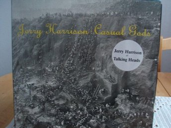 JERRY HARRISON (TALKING HEADS) Casual gods
