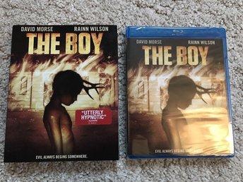The boy, Blu-ray - Hägersten - The boy, Blu-ray - Hägersten