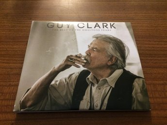GUY CLARK The Best Of The Hightone Years 2-CD Digipak 2017 USA Import - Tyringe - GUY CLARK The Best Of The Hightone Years 2-CD Digipak 2017 USA Import - Tyringe