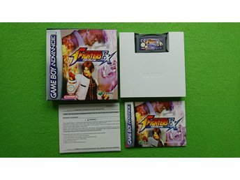King of Fighters EX NeoBlood KOMPLETT Nintendo GBA