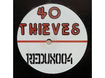 "40 Thieves title* Buzz City* Electro, Deep House, Disco  12"" UK"