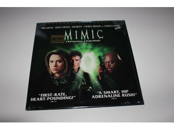 Mimic  laser disc film i fint skick