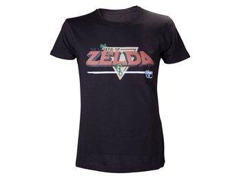 T-Shirt - Nintendo - Zelda - The Legend - L