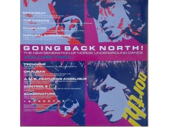 Various title*Going Back North! - Volume Two!* Euro House LP Comp. SWE