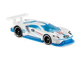 Hot Wheels car - 2016 Ford GT Race