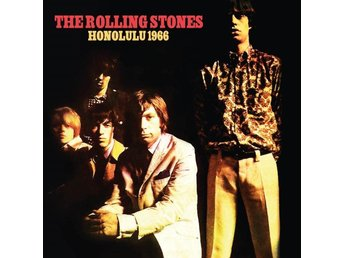 Rolling Stones: Honolulu 1966 (Digi) (CD)
