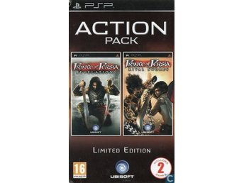 Prince Of Persia Aktion Pack Limited Edition Till PSP! INPLASTAD!