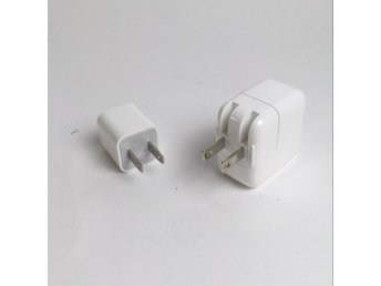 Apple, Reseadapter, USA, 2st, Vit