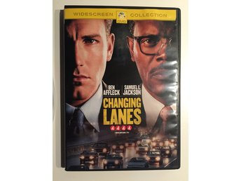 Changing Lane - Ben Affleck / Samuel L. Jackson