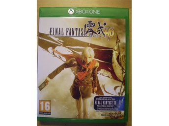 Final Fantasy Type-0 - Xbox One