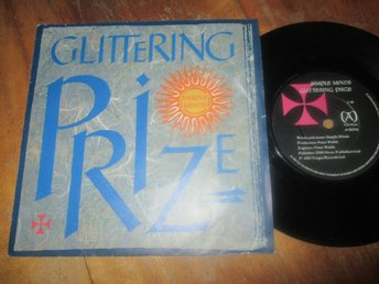 "Simple Minds ""Glittering Prize"""