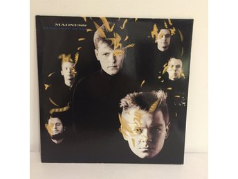 Madness - Mad not Mad  Lp