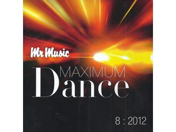 Maximum Dance 8 - 2012 - CD