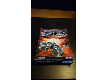 RetroPC - Homeworld CATACLYSM  - Big Box