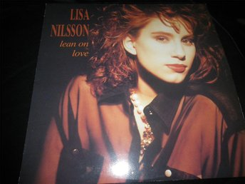 lisa nilsson leav on love lp