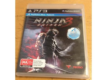 Ninja Gaiden 3 PS3 Playstation 3