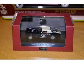Lancia D 20 Mille Miglia - 1953 (1:43) - Haparanda - Lancia D 20 Mille Miglia - 1953 (1:43) - Haparanda