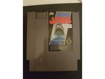 Jaws - NES - USA