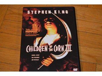 Children Of The Corn III 3 ( Stephen King ) DVD - Töre - Children Of The Corn III 3 ( Stephen King ) DVD - Töre