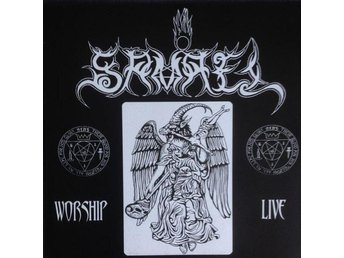SAMAEL-Worship Live [LP] 2003/2004 Death Black Metal