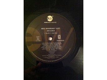 "Missy Missdemeanor Elliot She´s A Bitch 12"" Hip Hop Vinyl"