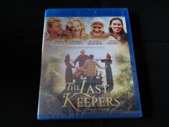 THE LAST KEEPERS (Blu-ray) Ny inplastad