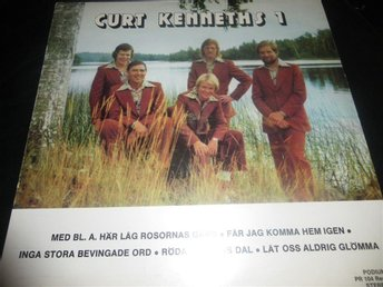 curt kenneths 1 lp
