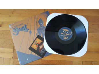 "Ghost ""If You Have Ghost"" 12""maxi single, Swedish ltd edition, 1000 copies made"