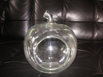 Glasäpple, för dekoration - Kävlinge - Glasäpple, för dekoration - Kävlinge