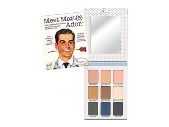 The Balm Mette Matt (e) Ador Palette