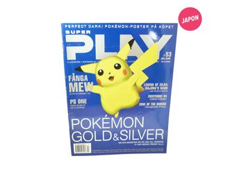"Super Play, Nr 53 2000 ""Pokemon Gold & Silver"""