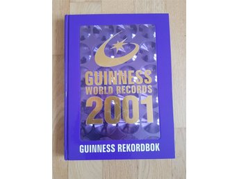 Guinness World Records 2001 Samlarbok