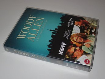 Woody Allen 3 disc movie collection - Mighty Aphrodite mfl