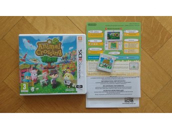 Nintendo 3DS: Animal Crossing: New Leaf