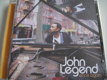 JOHN LEGEND Once again CD TOPPSKICK!!!
