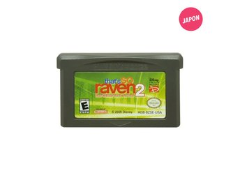 That's So Raven 2: Supernatural Style (USA / GBA)