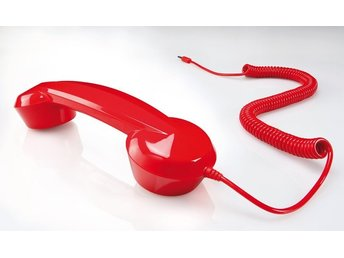Sagemcom Sixty Feel Good! Headset som en telefon