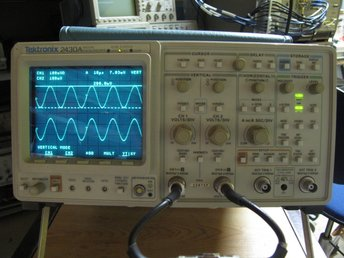 Tektronix 2430A Digitalscope