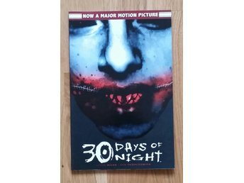 30 Days of Night Volym 1 TPB