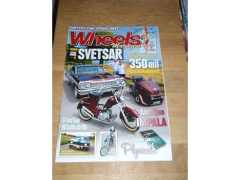 Wheels Magazine 2012 nr 14
