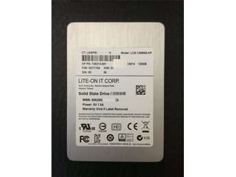 "128GB SSD SATA 6Gb/s LITEON 2.5"" Solid State Drive - LCS-128M6S-HP"