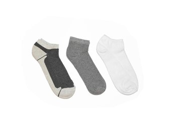 POLO REPUBLICA 12 PAIRS LOW CUT SOCKS Str 35-38
